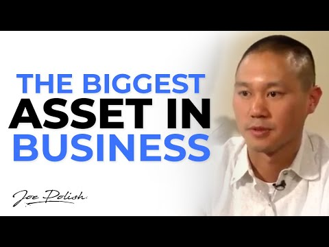Tony Hsieh interviewed by Joe Polish