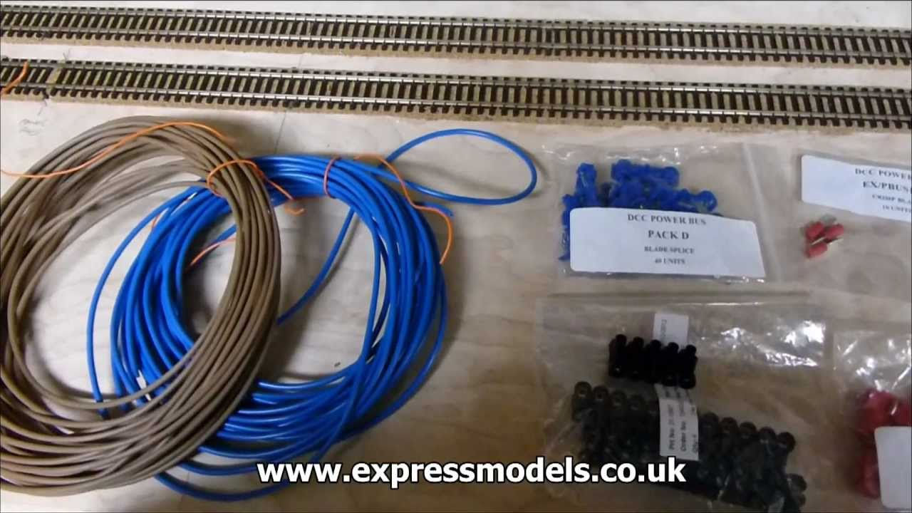Dcc Track Wiring Bus Data Diagram Booster A Means To Increase The Power On Your Layout By Dean Park Station Video 7 For And Update Youtube Ho Trains