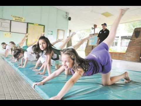 Gimnasia Para Niños Kids Gymnastics Youtube