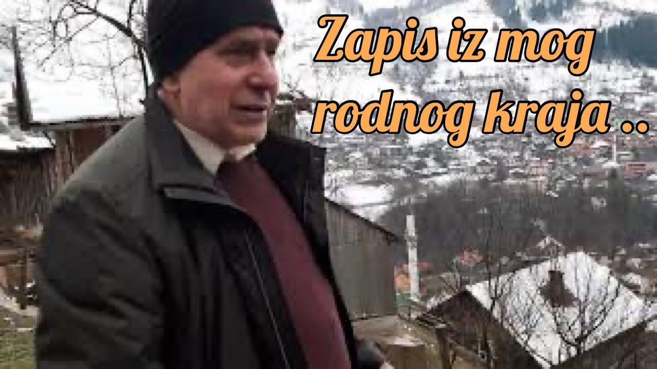 ZAPIS IZ MOG RODNOG KRAJA - Hfz. Čajlaković Husejn, 2021