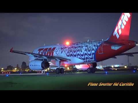 Movimentos Noturnos 6- Aeroporto Internacional Afonso Pena