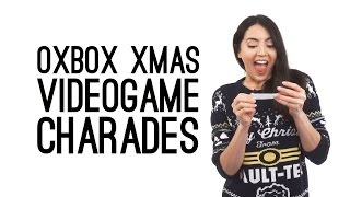 VIDEOGAME CHARADES with Outside Xbox 2015 - Xmas 2015