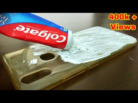 How To Clean Your Phone Case Simple and Easy Result Is Amazing
