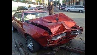 Muscle Car Crashes | Showoff Fails
