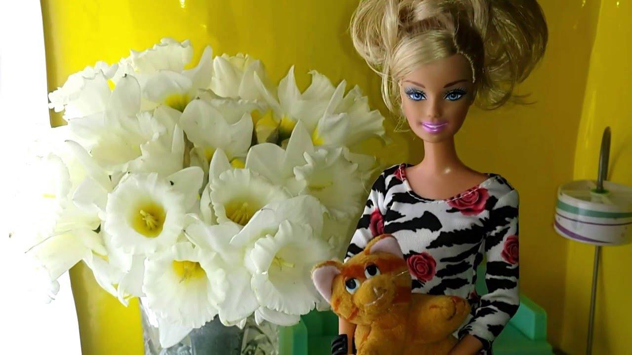 Видео для девочек про кукол. Барби - дом мечты знакомство ...
