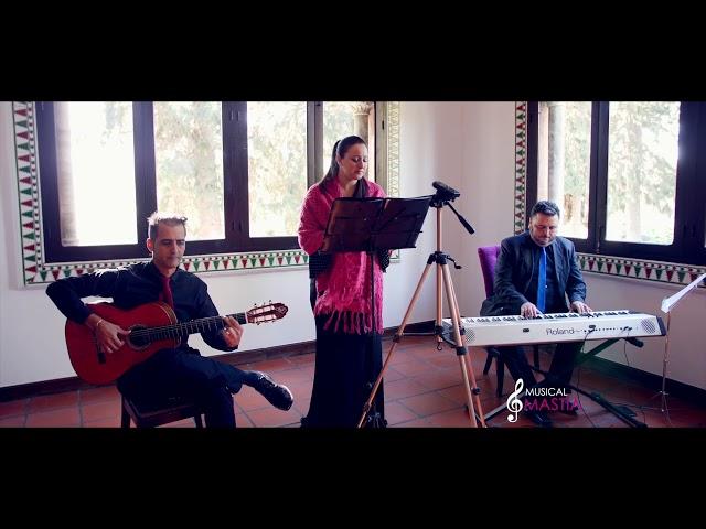 La isla del Amor - Demarco Guitarra, Cantante y Piano Flamenco bodas