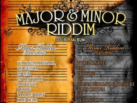 Major & Minor Riddim J Boog - Lets Do It Again
