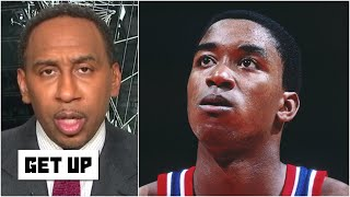 Stephen A. is still upset Isiah Thomas was left off the 1992 Dream Team | Get Up