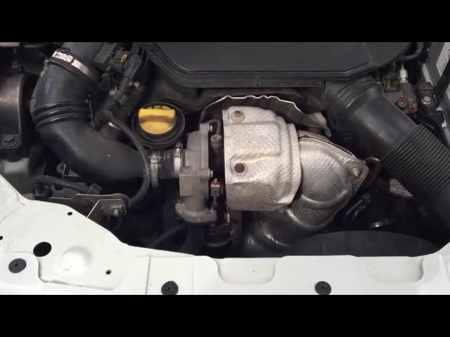 Fiat 1.3 Multijet VTG Turbocharger