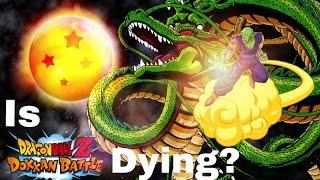 Is  Global Dokkan Battle Dying???