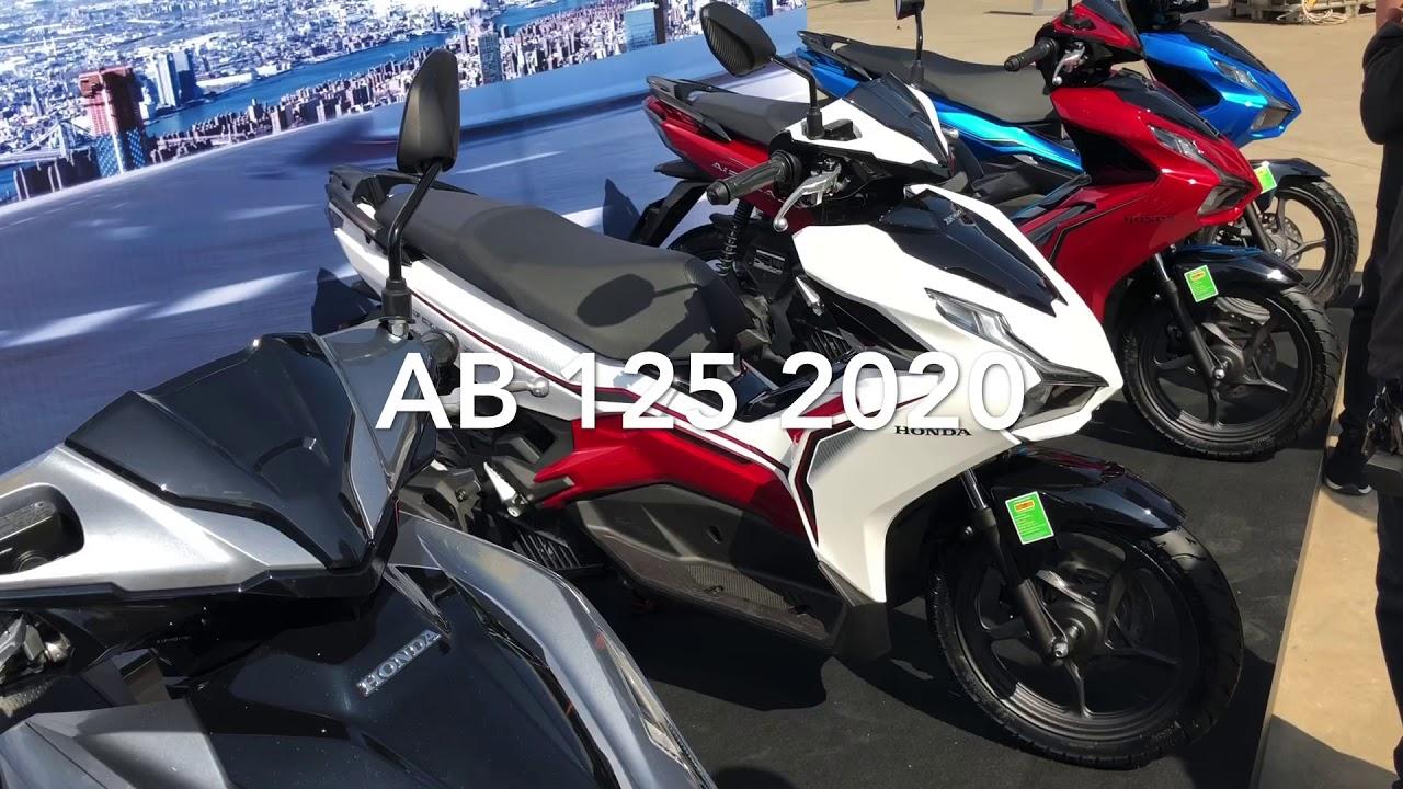 Official   Honda Airblade 150/ 125 2020 all colors version – Walkaround