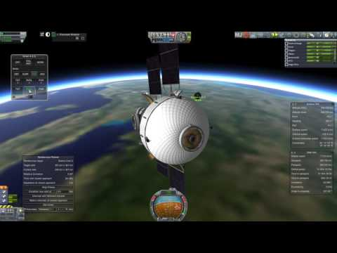 Kerbal Spaceships Are Serious Business - Part 28 - Trapped I