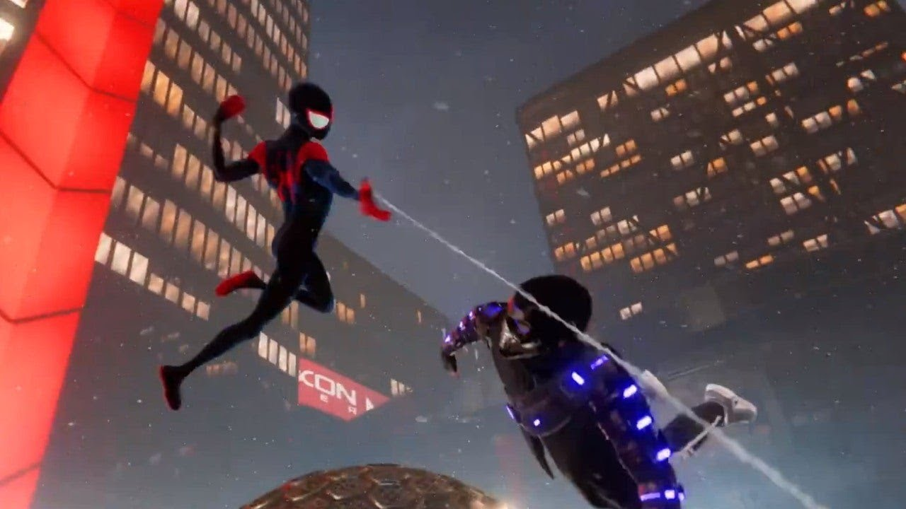 """Marvel's Spider-Man: Miles Morales – """"Spider-Man: Into the Spider-Verse"""" Suit Trailer