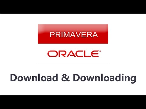 Downloading and installing Primavera p6 16 2 FREE from ORACLE