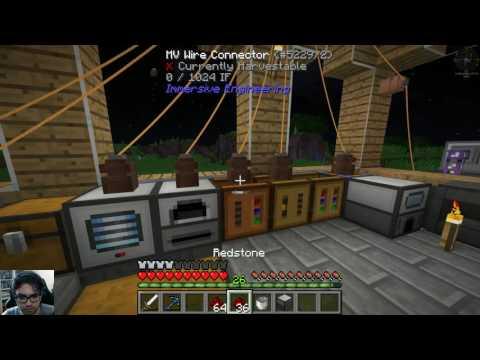 Modlarla Survival 1.10 | Bölüm 25 | Daha çok applied energistics!