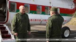 Налёт! Лукашенко двинулся, вторжение НАТО: срочно привел всех в полную готовность. Они вводят войска