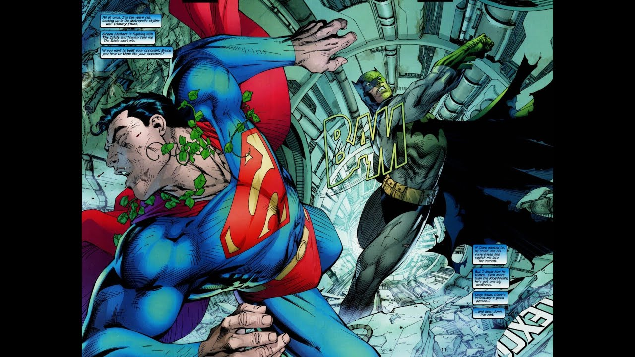 Superman Vs Batman Who Would Win YouTube