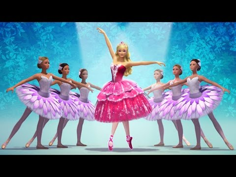 BARBIE Films | BARBIE Films Deutsch - Barbie in Die verzauberten Ballettschuhe - ZeichentrickFilms