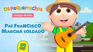 Os Pequerruchos - Pai Francisco / Marcha Soldado [DVD Cantigas de Roda] thumbnail