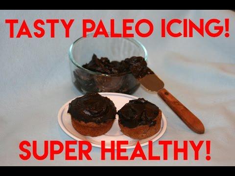 Paleo Chocolate Icing recipe!!