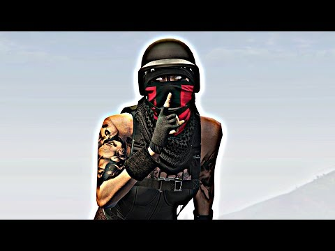 TRYHARD NOOB AND A RAGE QUIT | GTA V ONLINE