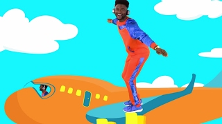 Video Jazzper Sings Airplane Song With Lyrics ✈ Good Songs For Kids To Sing With Actions Kidz Bop download MP3, 3GP, MP4, WEBM, AVI, FLV April 2018