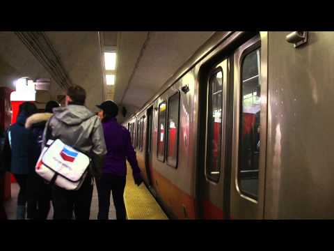 Massachusetts Bay Transportation Authority : Park Street [ Red Line ]