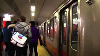 Massachusetts Bay Transportation Authority : Park Street [ Red Line ]
