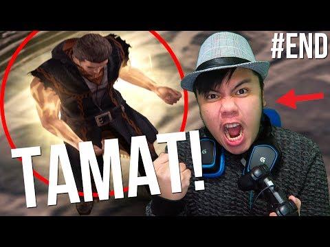 AKHIRNYA TAMAT!!! TANGAN GOD HAND JADI DUA!?!? - God Hand Indonesia Ending.