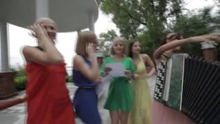 Компания РЕСТ. Организация свадьбы в Хабаровске. Свадьба Романа и Екатерины Цветковых.