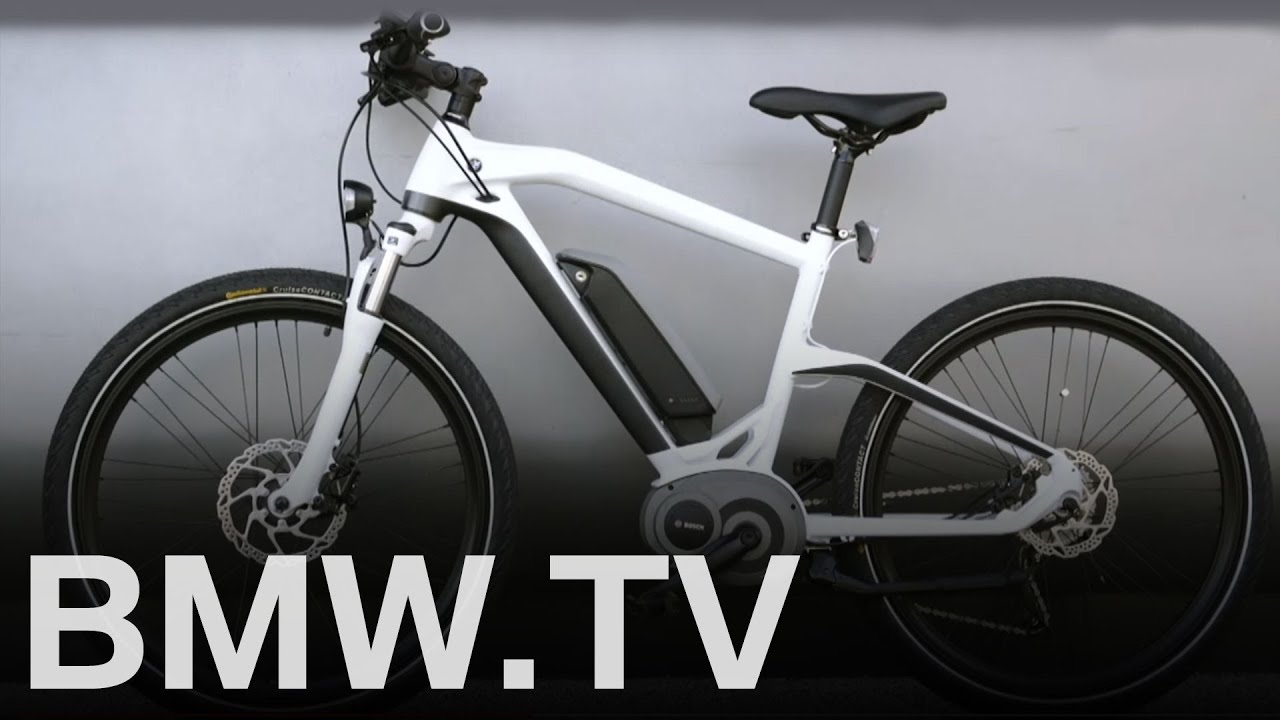 generation e bike das erste bmw cruise e bike youtube. Black Bedroom Furniture Sets. Home Design Ideas
