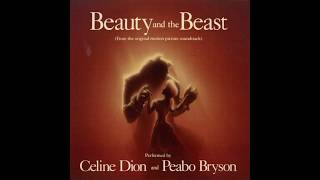 Celine Dion & Peabo Bryson - Beauty And The Beast (Instrumental Cover)