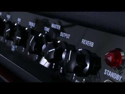 Laney GH30R Head Demo