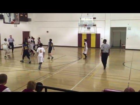 LCHS 8b vs Oak Ave 12.17.15