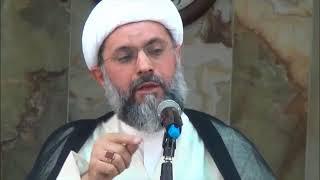 الشيخ عبدالله دشتي-يجب التأكد أن هذا المستحب وردت فيه روايات عن الأئمة ع و ليست مأخوذة من والواتساب
