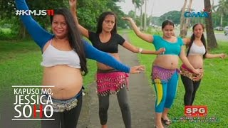 Kapuso Mo, Jessica Soho: Sayaw buntis