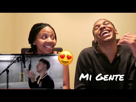 Conor Maynard - J. Balvin, Willy William - Mi Gente **REACTION**