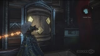 Castlevania: Lords of Shadow 2 - Revelations Skeleton Combat Gameplay