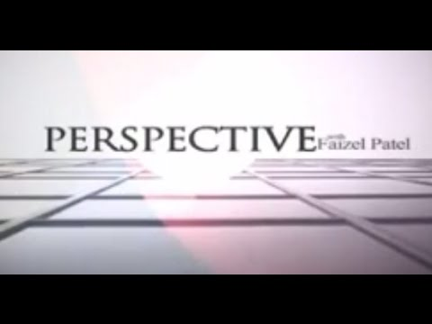 Perspective with Faizel Patel S02 Ep36, Rain Scarcity, Sonny Bill Williams, Ahmed Timol