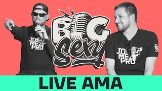 BigSexy AMA Live from The JomezPro 100k Party!