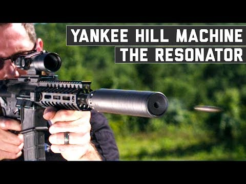The YHM Resonator - 30 Cal Can TESTED! - YouTube