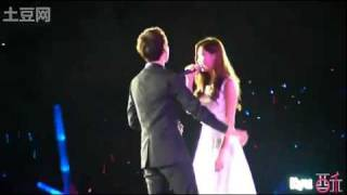 [100911][Fancam]$MT- Magnae duet-Call with all my H3@rt