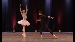 The Nutcracker in rehearsal (The Royal Ballet)