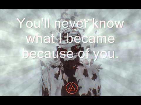 Linkin Park - Powerless HQ Lyrics on screen