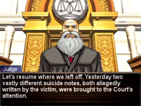 Phoenix Wright: Ace Attorney - Operation Turnabout - Episode 6 (FINALE)