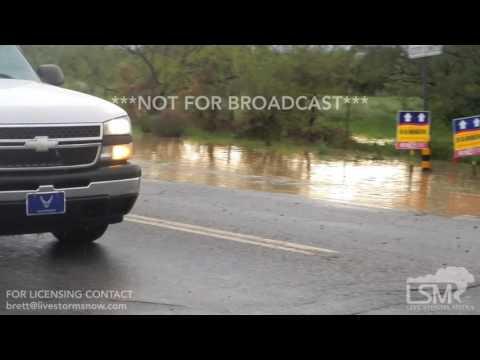 07-23-2017 Tucson Area (Vail), AZ - Monsoon Flash Flooding, Heavy Rains, Road Debris (NWS Warned)