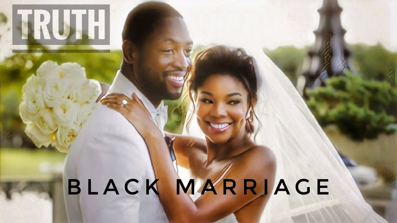The Top 4 Myths About Black Marriage