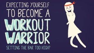 Reach Your Exercise Goals  | A Little Bit Better With Keri Glassman