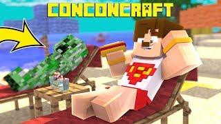 CONCONCRAFT TATİLE GİTTİK - ESKİ SEVGİLİM #16