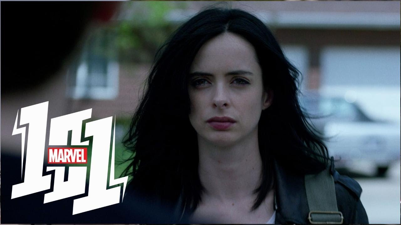 Jessica Jones | Marvel 101 (LIVE ACTION!)